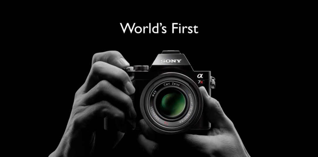 sony a7r full frame mirrorless